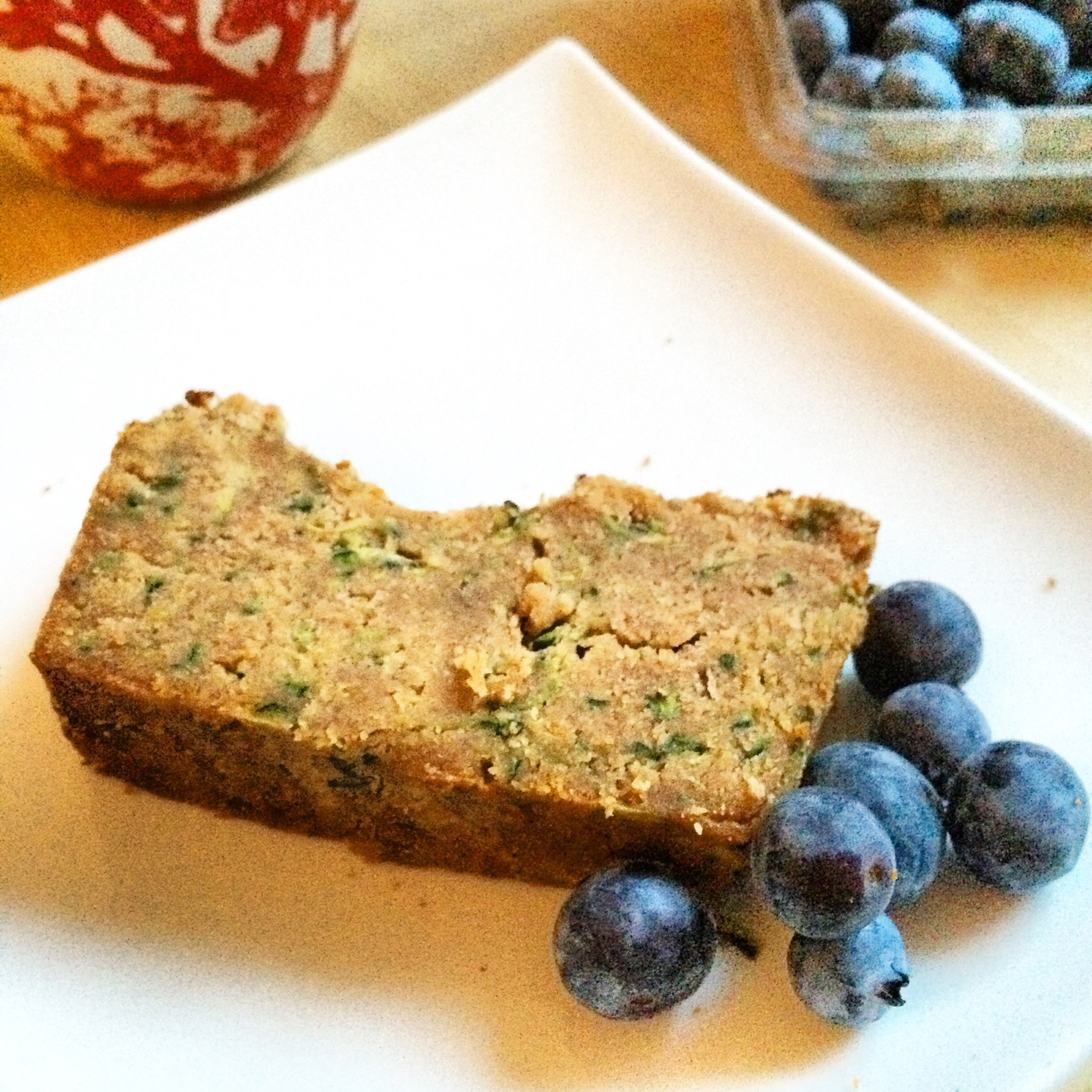 Delicious AIP Paleo Zucchini Bread - tastes like childhood!