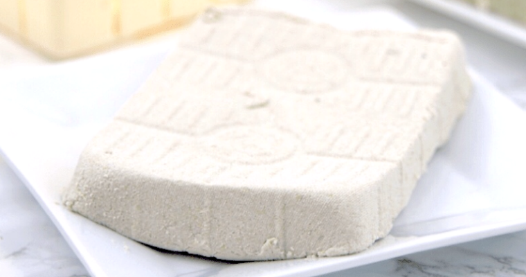 The Best DIY Hemp Tofu (soy-free hempfu)