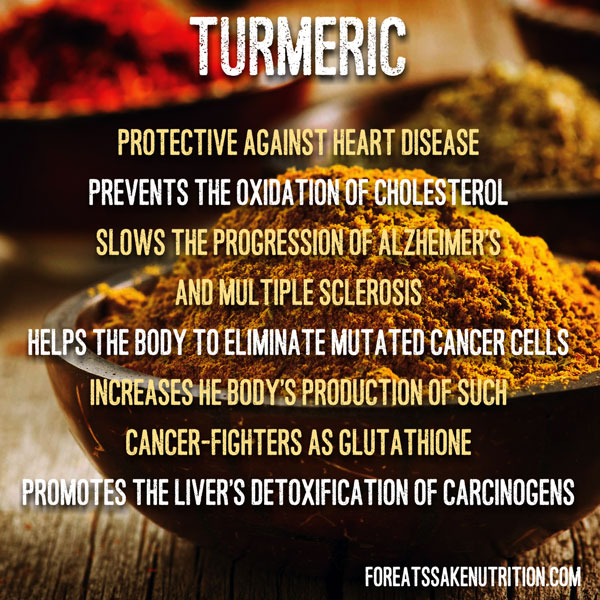 turmeric health benefits anti-inflammatory cancer multiple sclerosis alzheimer's cancer cholesterol liver
