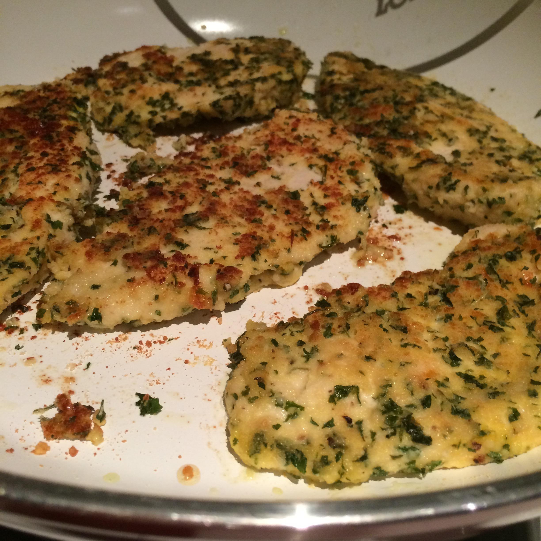 gluten free grain free chicken parm