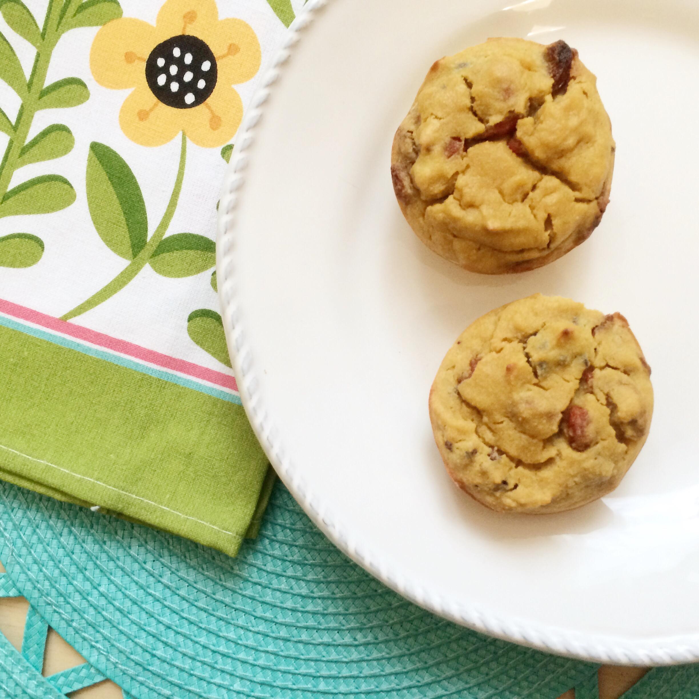 grain free gluten free muffin superfood recipe