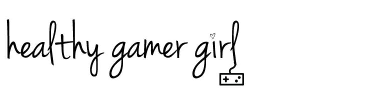 Healthy Gamer Girl Logo