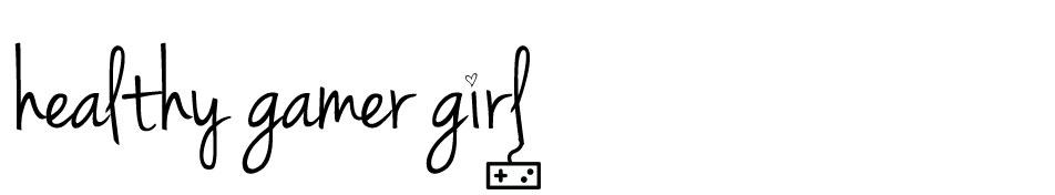Healthy Gamer Girl | Super Simple Keto