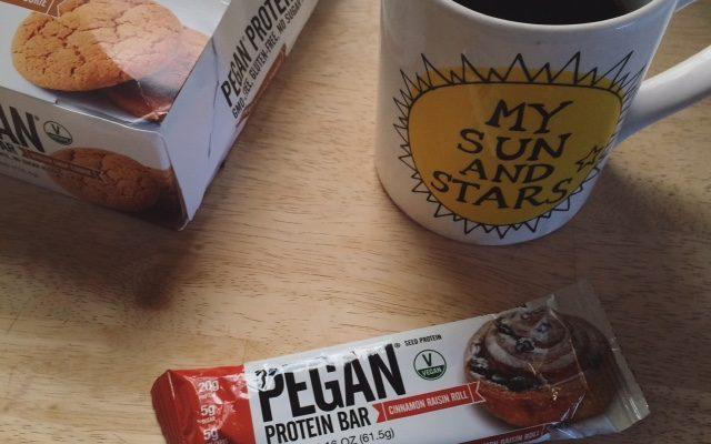 Healthy Gamer Snack Review: Julian Bakery Pegan Bars