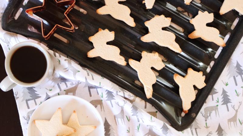 Vegan Keto Christmas Cookie Recipes