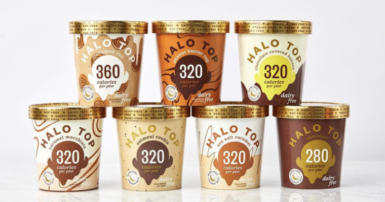 Dairy Free Vegan Halo Top Review