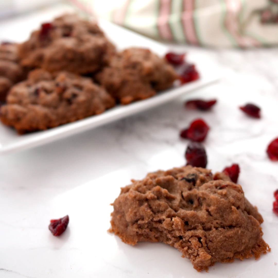 AIP Berry Breakfast Cookies (Gluten Free, Grain Free, Vegan)