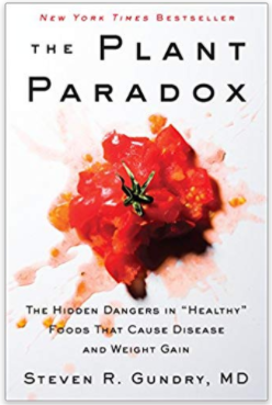 the cover of the plant paradox book